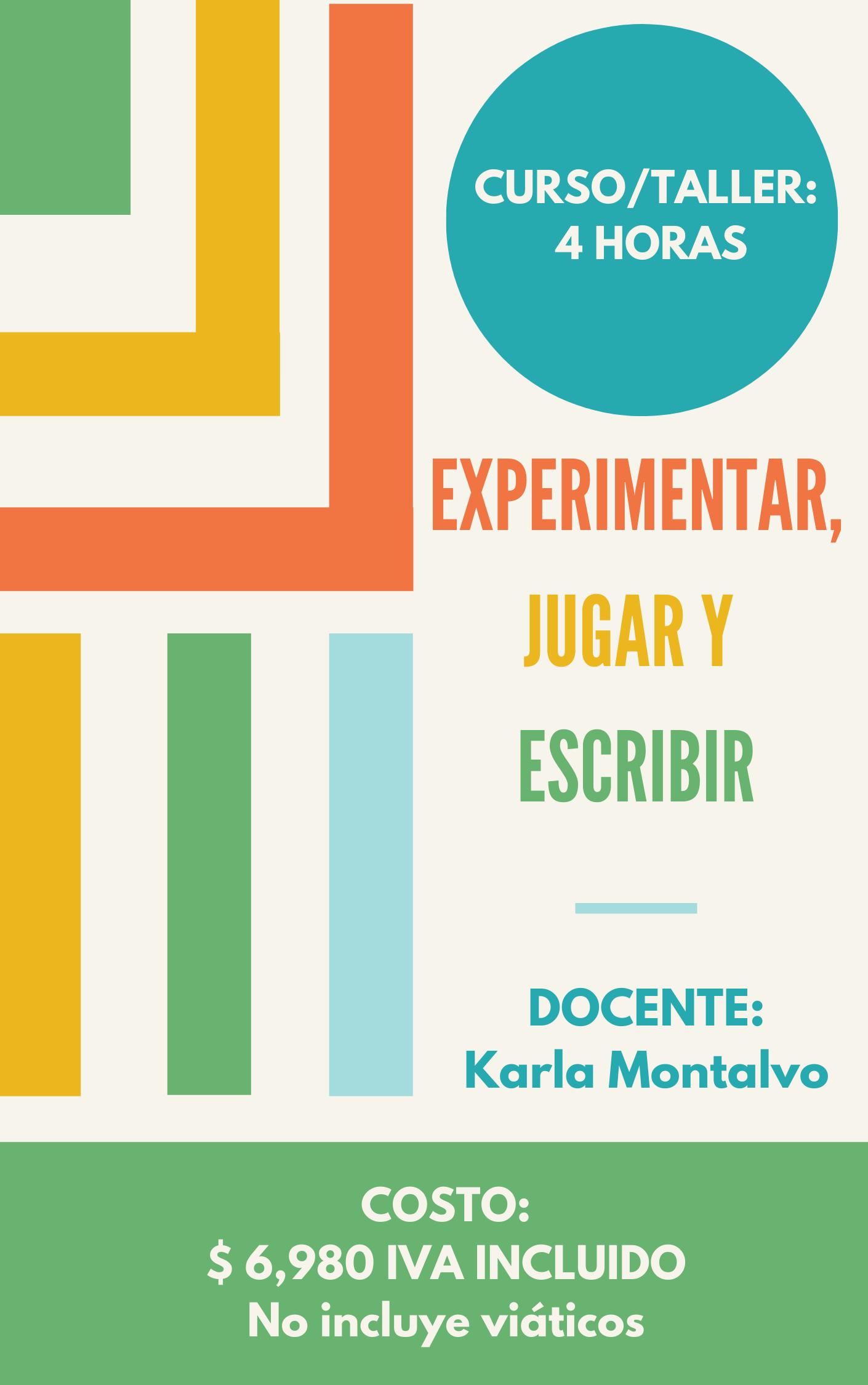 Copy of Experimentar, jugar
