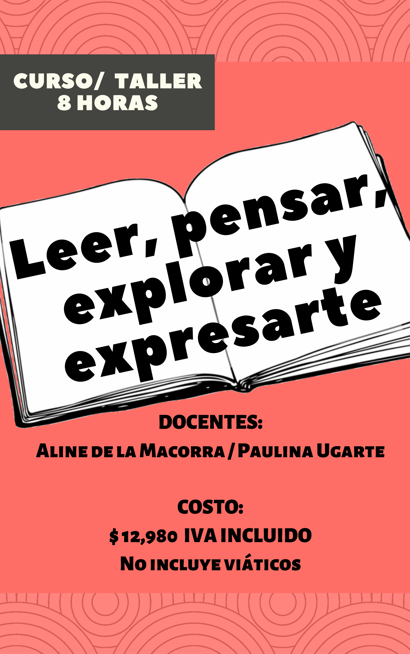 Copy of Leer, pensar, explorar y expresarte